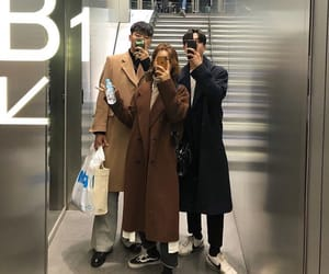asian, friend, and kfashion image