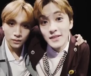 kpop, mark lee, and haechan image
