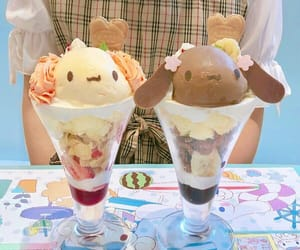 cute, ice cream, and soft image