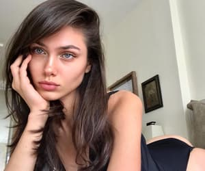 model, vika bronova, and victoria bronova image