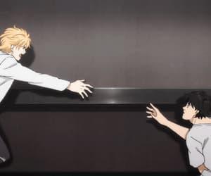 anime, gif, and banana fish image