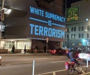 adam, racism, and terrorism image