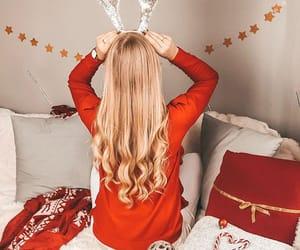 christmas, cozy, and decor image