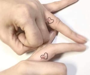 heart, heart tattoo, and Tattoos image
