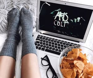 serie, netflix, and american horror story image