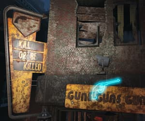 dilapidated, fallout, and rusted image