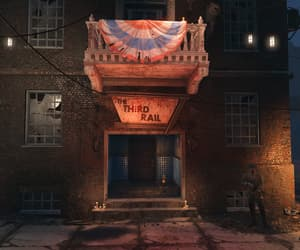 bar, night life, and fallout image