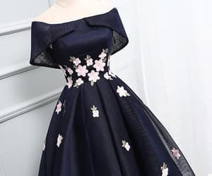 black lace prom dresses, homecoming dress lace, and prom dresses black image