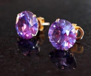 etsy, statement earrings, and filigree earrings image