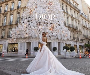 dior, style, and wedding image
