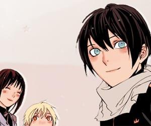 anime, yato, and manga image