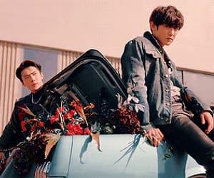Chanyeol & Sehun ; ChanHun