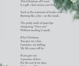quotes, christmas, and poem image