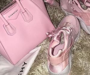 baby pink, bag, and purse image