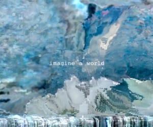 audio, imagine, and Lyrics image