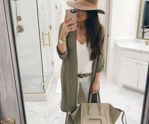 Blanc, fashion, and green image