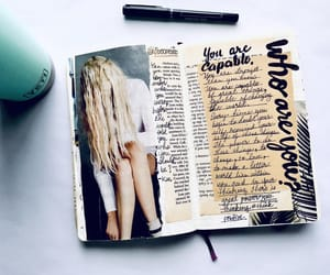 Who are you? Moleskine art journal @jbecreate
