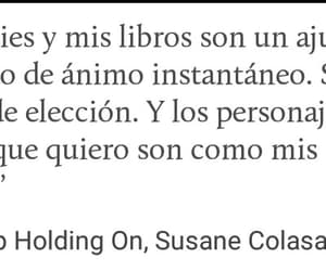 book, libros, and quotes image