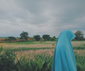 hijab, quote, and loveyourself image