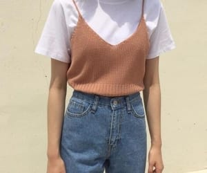 beautiful, girls, and outfit image