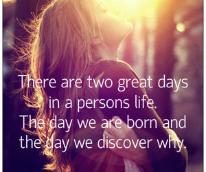 born, days, and discover image