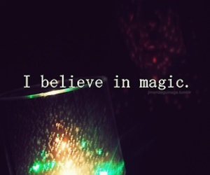 magic and believe image