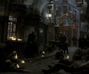 dark, shop, and harry potter image