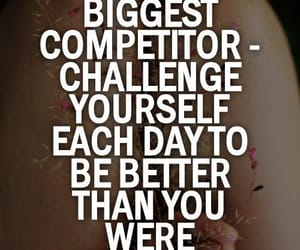 be better, be strong, and motivation image