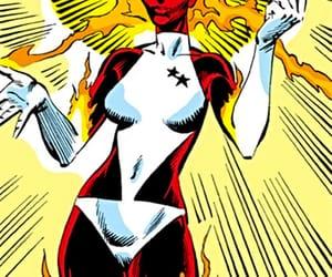 captain marvel, Marvel, and marvel comics image