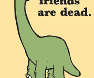 friends, book, and dead image