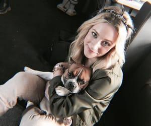 riverdale, dog, and lili reinhart image