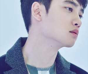 exo, d.o, and k-pop image