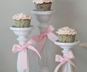 cup cake, tea party, and tea tıme image