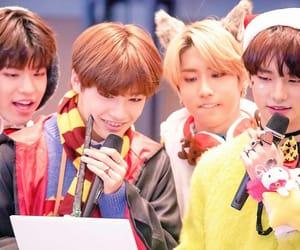 Chan, Minho, and woojin image