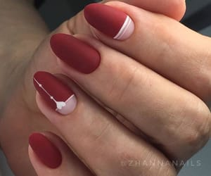 nail art, nails, and simple image