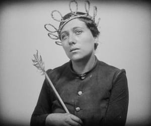 maria falconetti and the passion of joan of arc image