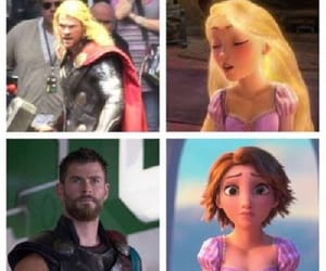 Marvel, thor, and funny image