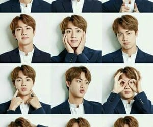 handsome, worldwide, and jin image