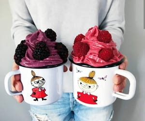 drink, food, and ice cream image