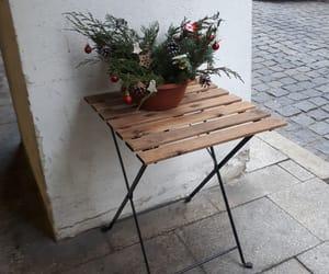 christmas, street, and decor image