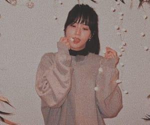aesthetic, blackpink, and jisoo image