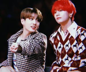 shipp, bts, and taehyung image