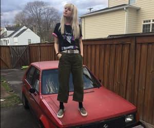 car, paramore, and singer image