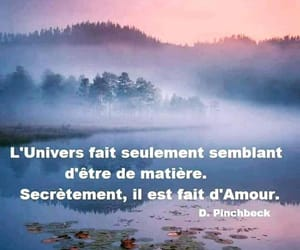 beautiful, french, and quote image