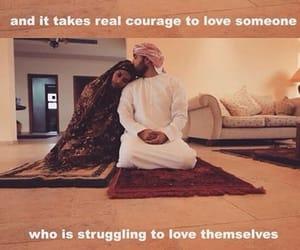 courage, emotional, and mashallah image