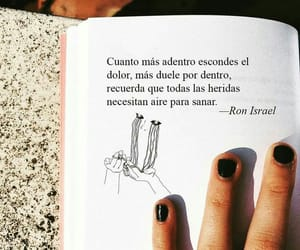 frases, book, and wounds image