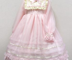 dress, kawaii, and frills image