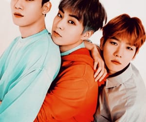 aesthetic, exo, and exo-cbx image