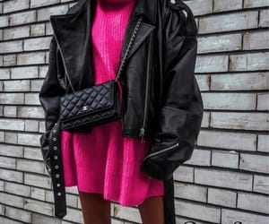 flip, fucsia, and pink image
