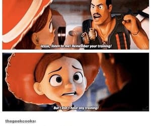 funny, toy story, and humor image